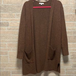 Madewell cardigan in size small
